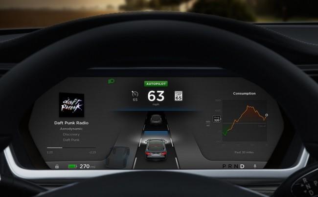 Teslaautopilot