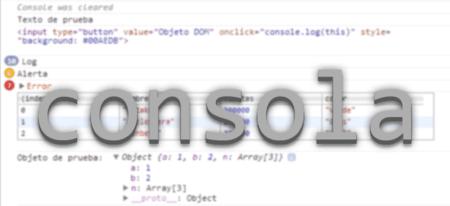 Depurando de forma avanzada JavaScript con las herramientas de desarrollo