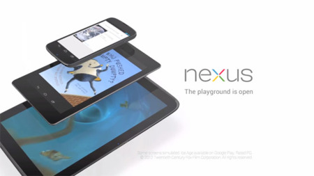 Ya disponible Android 4.2.1 (Jelly Bean) para el Nexus 4, Nexus 7 y Nexus 10