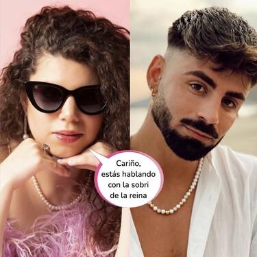 Carla Vigo relata su historia con Isaac de 'La Isla de las Tentaciones': Lobo le dio plantón y la sobri de la reina Letizia sacó las garras