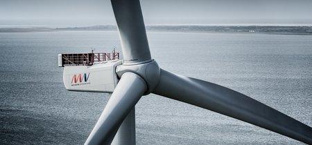 Esta gigantesca turbina acaba de pulverizar el récord mundial de producción de energía eólica