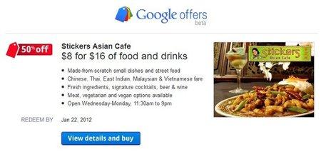 Google Offers no consigue asentar su oferta