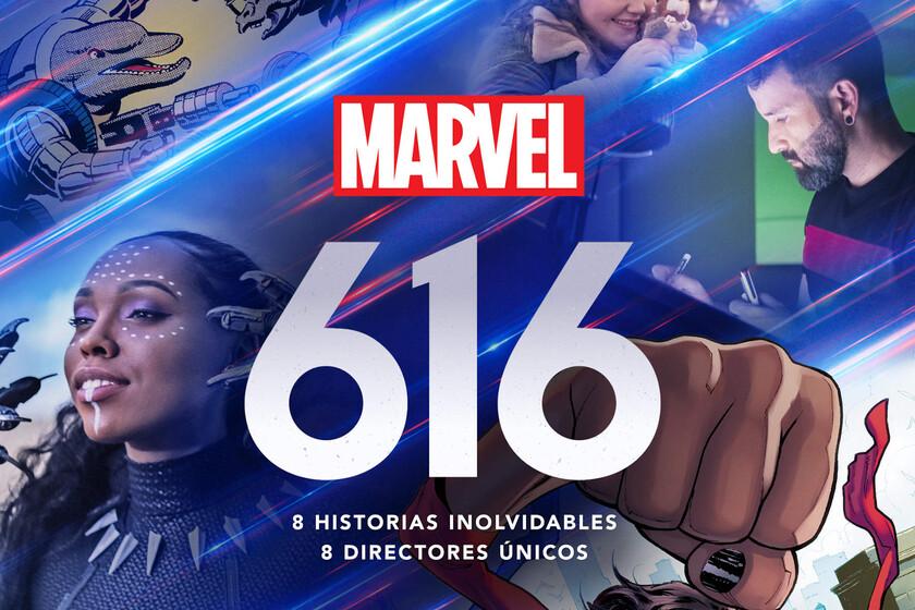 'Marvel 616': una maravillosa docuserie de Disney+ que nos sumerge en el legado de los superhéroes de la Casa de las ideas