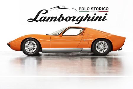 Lamborghini Miura P400 The Italian Job 1969