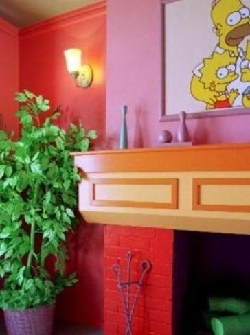Foto de Casas poco convencionales: la casa de los Simpson es real (3/4)