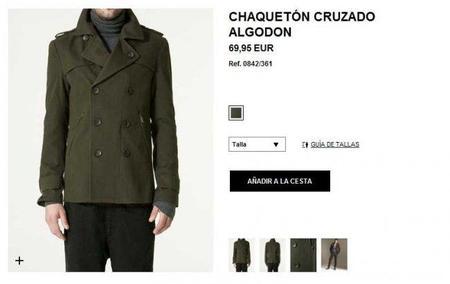 A partir de hoy, Zara ya tiene su propia tienda on-line