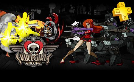Skullgirls Encore y montón de descuentos llegan esta semana a PS Plus