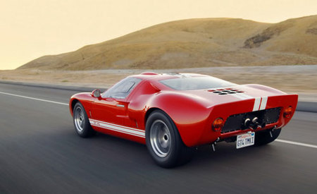 2009 Superformance GT40 MkI