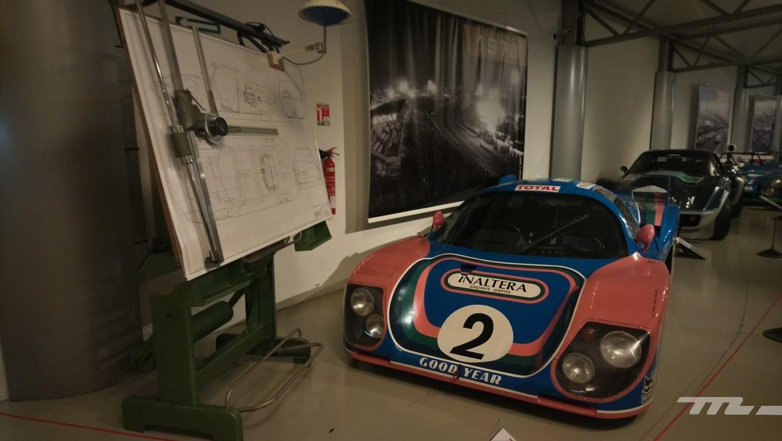 Foto de Museo de las 24 Horas de Le Mans (madurez) (8/45)