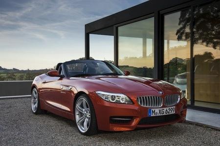 BMW desvela cómo será su modelo Z4 para 2014