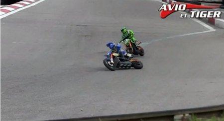 Hagamos Supermotard sin subirnos a la moto