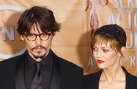 Johnny Depp y Vanessa Paradis en 'My American Dream'