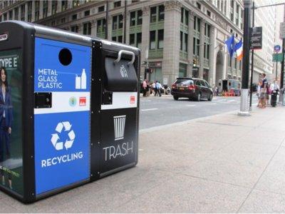 En la búsqueda del WiFi gratuito, el siguiente paso son los contenedores de basura en NYC