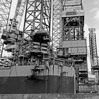 El petróleo se desangra en EEUU y cotiza en negativo por primera vez en la historia