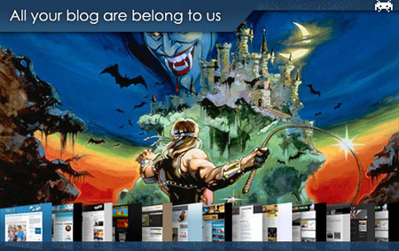 All your blog are belong to us (XXIII)