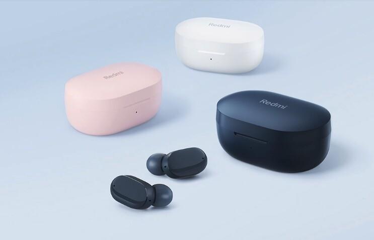Nuevos Xiaomi℗ Redmi AirDots 3: audífonos compactos, resistentes al agua y con una larga autonomía