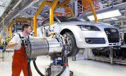 El nuevo Audi TT entra en producción