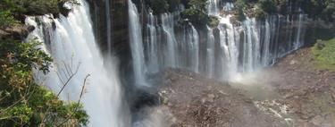 Las cataratas de Kalandula, maravilla natural escondida en Angola