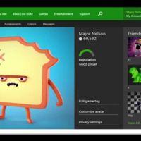 Microsoft mejorará los perfiles de Xbox.com incorporando logros y más información del usuario