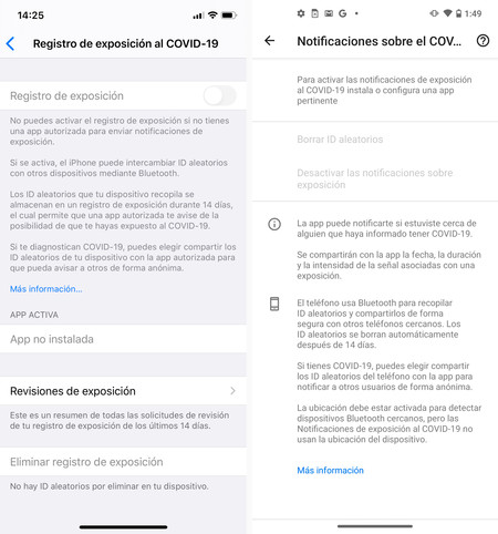 Apple Google Rastreo Covid 19 Mexico App