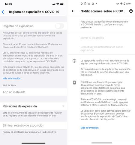 Apple Google Rastreo Covid 19 Mexico App