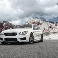 Discreto pero personal y agresivo, así ve el preparador Vorsteiner al BMW M6