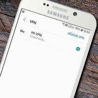 Cómo crear una conexión VPN en Android