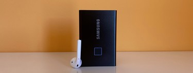 Samsung Portable SSD T7 Touch una buena opción de almacenamiento, pero según nuestras necesidades