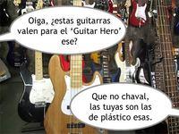 'Guitar Hero World Tour' se venderá en tiendas de instrumentos musicales