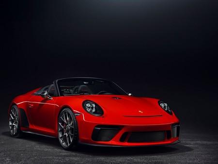 Porsche 911 Speedster , un homenaje que deja de ser concepto para 1,948 afortunados