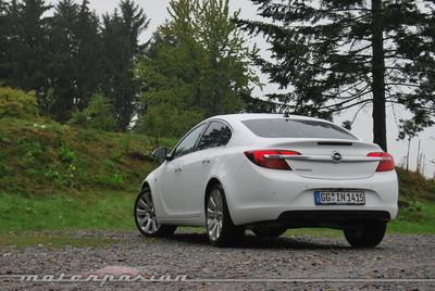 El nuevo Opel Insignia está arrasando en ventas desde su lanzamiento