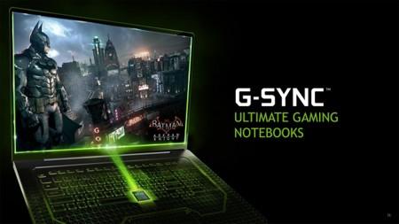 NVIDIA G-SYNC, la tecnología de sincronización de pantalla llega a portátiles