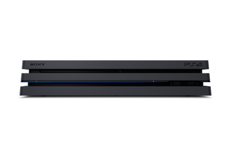 Ps4 Pro frontal