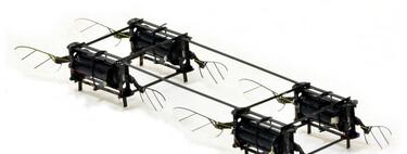 Así es la espectacular destreza de estos nuevos drones inspirados en mosquitos