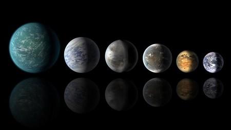 Los exoplanetas, en general, podrían contener grandes cantidades de agua