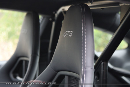Porsche 911 GT3 2015 Prueba 32