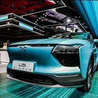 El coche eléctrico chino Aiways U5 aterrizará en Europa en 2020, y ya tiene precio: 400 euros al mes