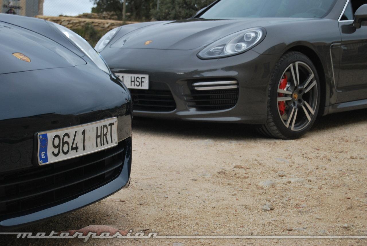 Foto de Porsche Panamera 2014 (presentación) (12/38)