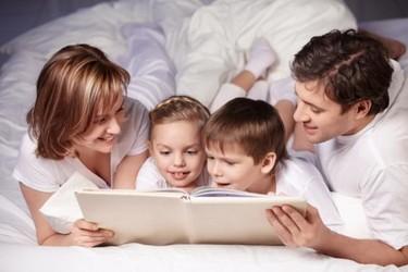 Creativistories: cuentos cortos para compartir la lectura con los hijos