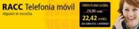 RACC Móvil también rebaja sus tarifas planas un 25% si no quieres móvil subvencionado