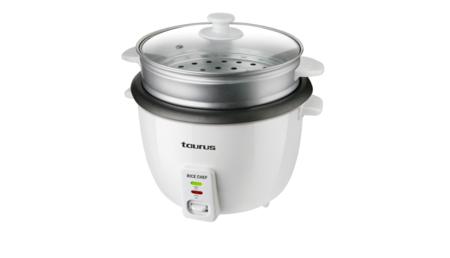 Cocedor De Arroz Taurus Rice Chef 968 934 Con Recipiente De 1 8 Litros
