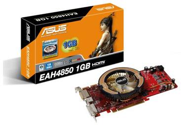 ASUS HD 4850