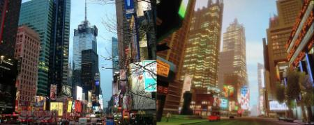 'GTA IV': New York City vs Liberty City