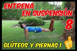 Vídeo-entrenamiento en suspensión (VIII): Glúteos e Isquiotibiales