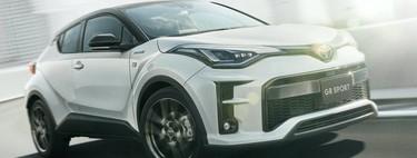 El Toyota C-HR GR Sport se torna agresivo con el tratamiento Gazoo Racing
