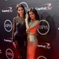 El clan que posa unido permanece unido, las Jenner se hacen con la alfombra roja de los premios Espy