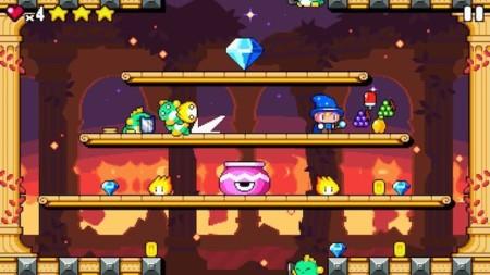 Neutronized homenajea a los arcades japoneses con su Drop Wizard