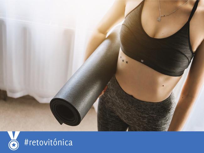 #RetoVitónica: siete días para trabajar tus abdominales con estas poses de Yoga