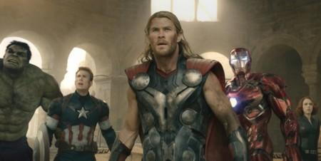 Taquilla USA: Los Vengadores vuelven a arrasar... pero no rompen su propio récord