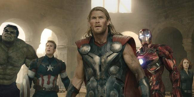 Una imagen de Vengadores 2